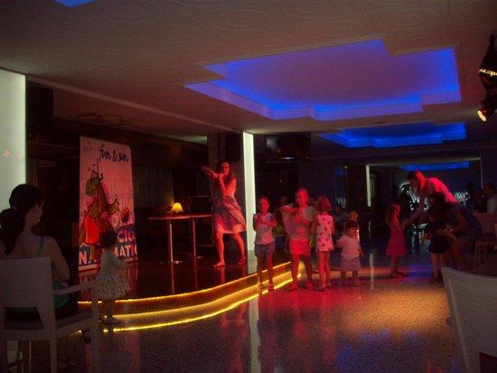 GHT Oasis Park & SPA: Mini Disco