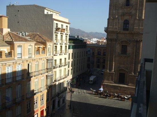 AC Hotel Malaga Palacio : views from room