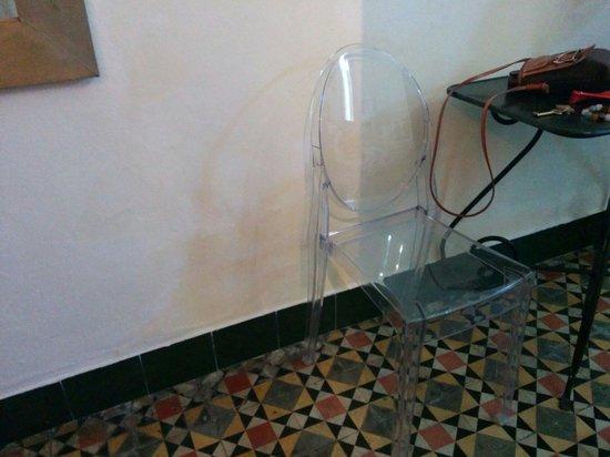 Hotel Posada de Palacio: Mas humedades...
