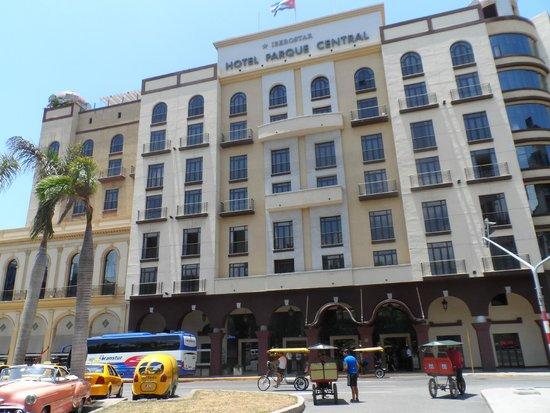 Iberostar Parque Central: Hotel