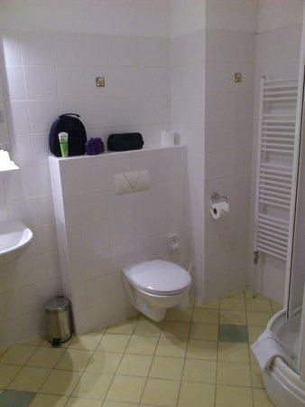 Hotel Augustus et Otto: Bathroom