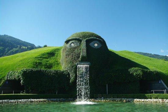 Swarovski Crystal Worlds: Jardin