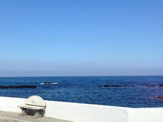 La Rotonda Sul Mare: Dalla finestra della stanza