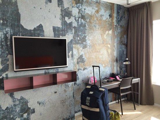 Comfort Hotel Winn: Interiör