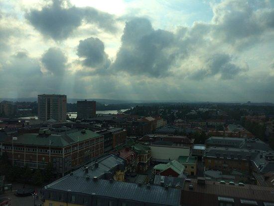 Comfort Hotel Winn: Utsikt från hotellrummet