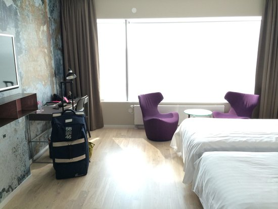 Comfort Hotel Winn: Gott om utrymme