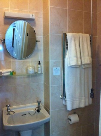 The Old Manse Guesthouse : Ensuite