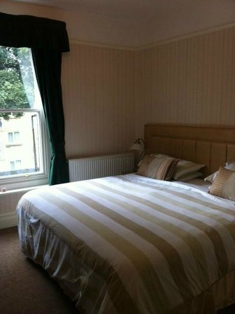 The Old Manse Guesthouse : Double ensuite room