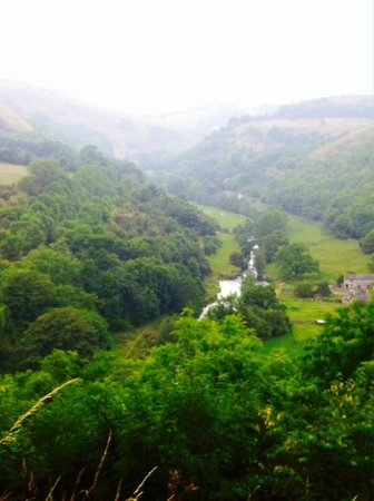 The Old Manse Guesthouse : Monsal Head Buxton/Bakewell