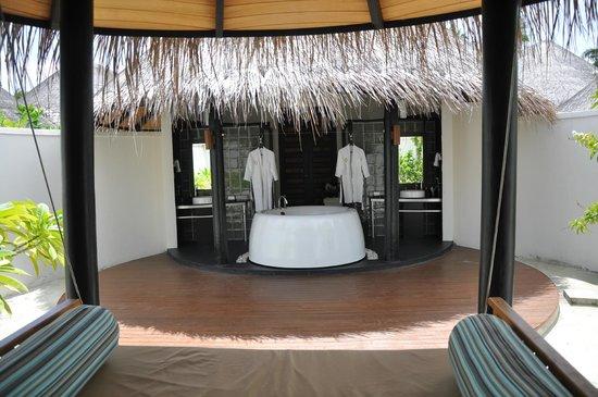 The Sun Siyam Iru Fushi Maldives: ванная комната