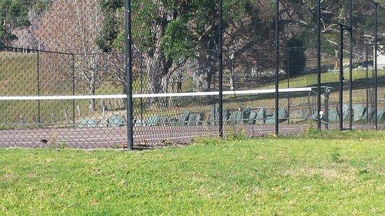 Clarendon Forest Retreat : Tennis Court