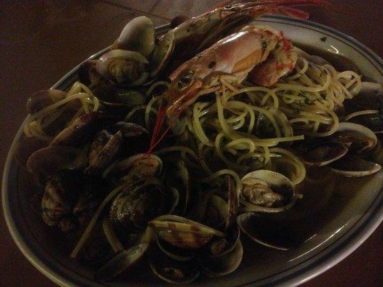 Pasolini Gauci Ltd: spaghetti pescatora