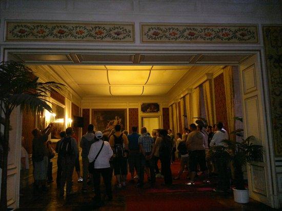 Bavarian Film Studio: декорации замка
