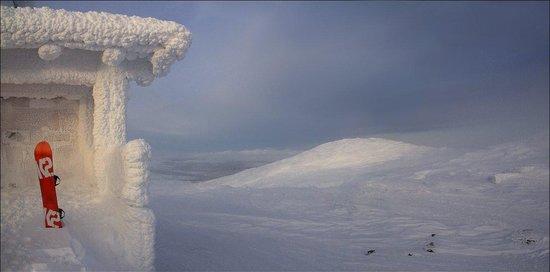 Skistar Åre: На вершине