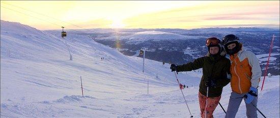 Skistar Åre: Вид сверху