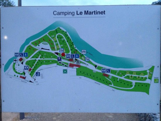 Camping Le Martinet Briare France Campground Reviews