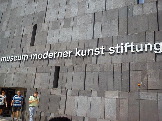 MuseumsQuartier Wien: Mumok
