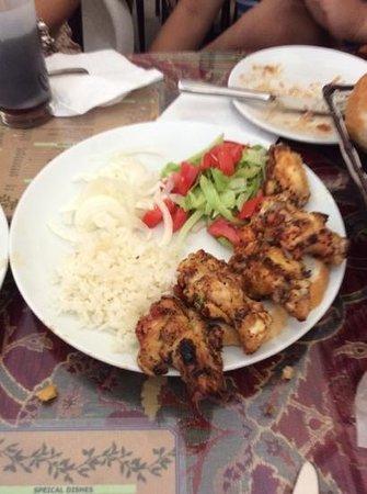 Sofra Restaurant: chicken wings