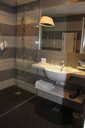 Radisson Blu Hotel, Zurich Airport: Badezimmer