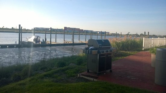Extended Stay America - Secaucus - Meadowlands: view from the room