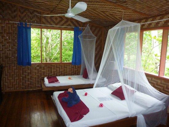 Lissenung Island Resort : Inside my room