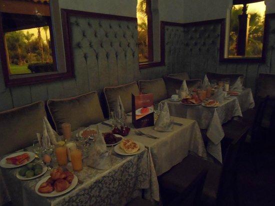 ClubHotel Riu Tikida Palmeraie : moroccan restaurant