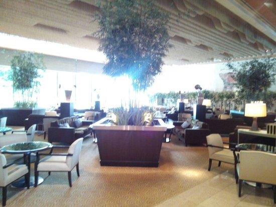 Sheraton Miyako Hotel Tokyo: molto gradevole il piano bar