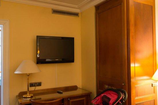Hotel Bristol : 部屋
