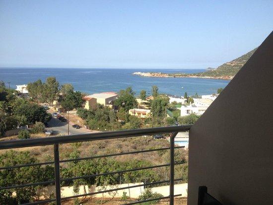 Atali Village: vu de la chambre