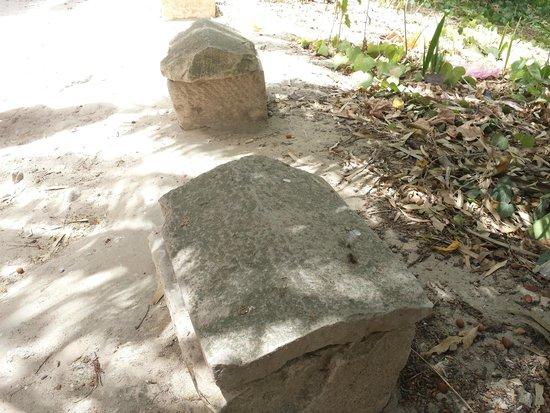 Carthaginian Ruins: Могилы младенцев