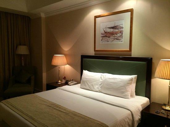 Millennium Hotel Doha: camera