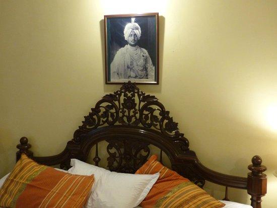 Hotel Ratan Vilas: Le maharadja de Patiala veille sur votre sommeil!