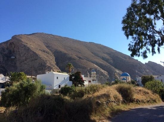 Aretousa Villas: utsikt