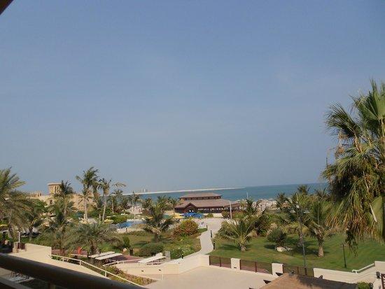 Hilton Al Hamra Beach & Golf Resort: Zimmeraussicht