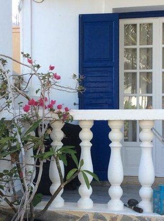 Aretousa Villas: vackert grekiskt