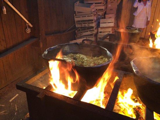 Restaurant L'Estagnol : La bouillabaisse
