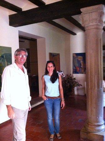 Fundación Santa María de Albarracín: Casa de Santa María