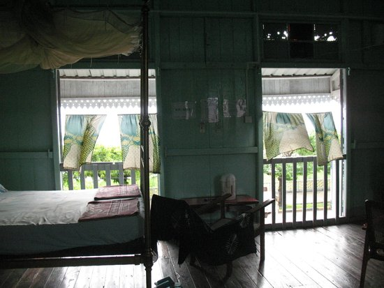 Breeze Guest House : A room with a vew!