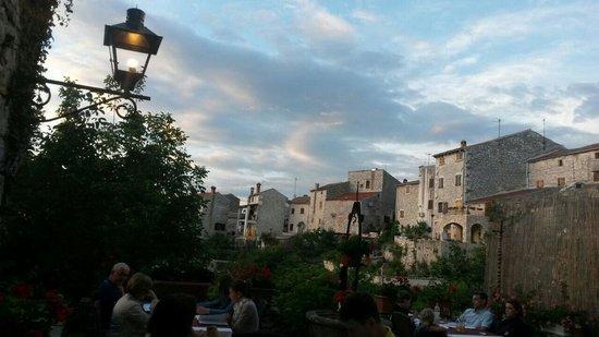 La Grisa: The view