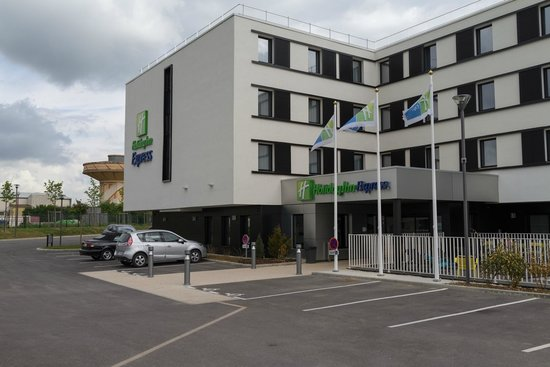 Holiday Inn Express Dijon : ホテル外観