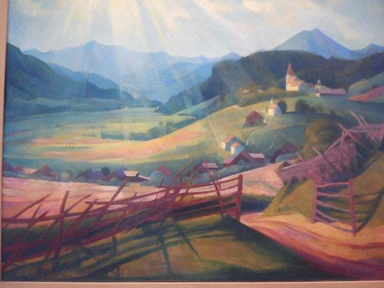 Leopold Museum: Evocative landscape