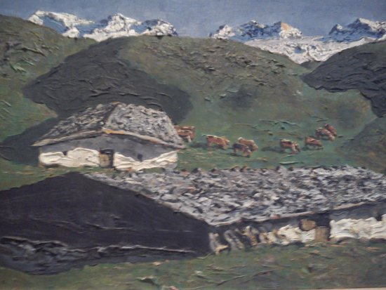 Leopold Museum: Austrian lanscape painting