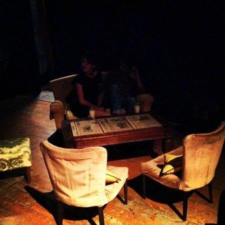 CinemaTeatro Lux: I salottini del Lux