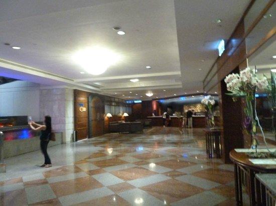 Metropark Hotel Kowloon: Lobby