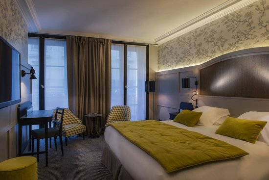 Superior room Hotel d'Aubusson Paris
