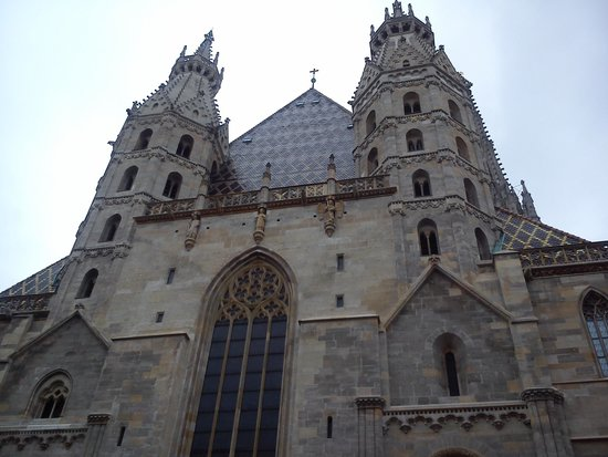 Stephansdom: Another external view