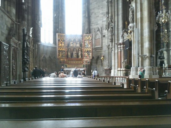 Stephansdom: Another internal view
