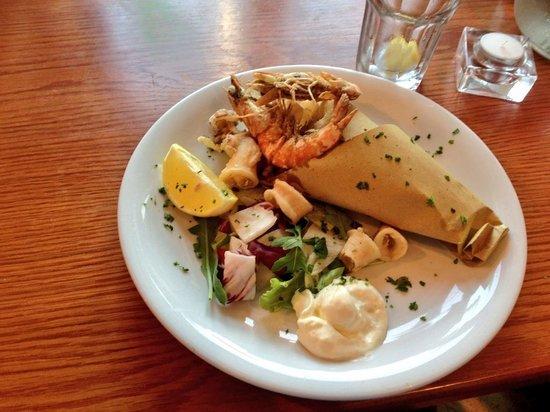 Simply Italian: Fritto misto