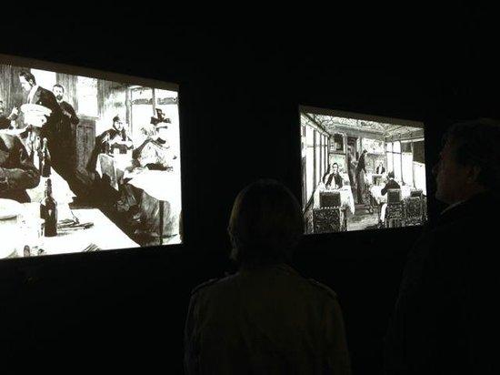 Institut du Monde Arabe: Various films about the Orient Express