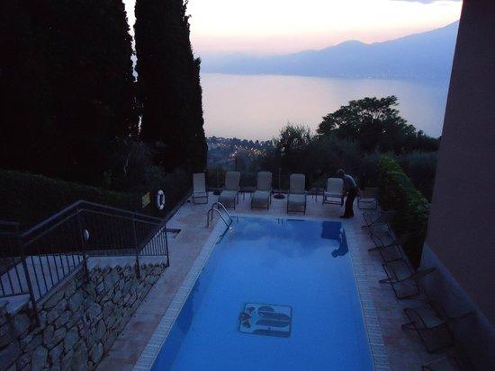 Hotel Panorama Ristorante: Poolbereich